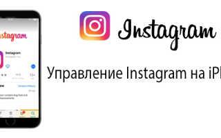 Управление Instagram на iPhone: как скачать и установить